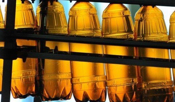 Пиво в больших пластиковых бутылках запретят.