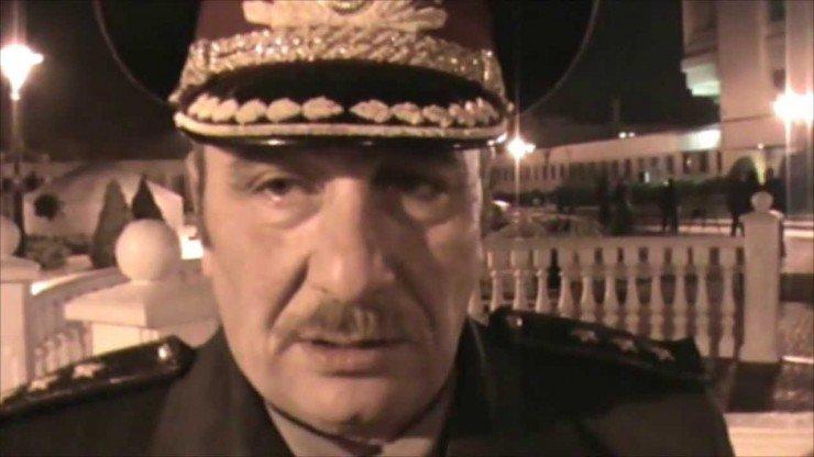 Интервью 7 марта генерал-полковника, только что прибывшего из Киева в Симферополь