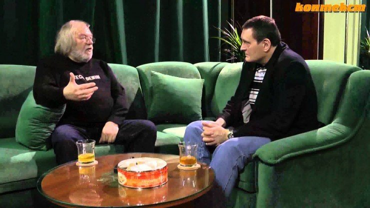 Интервью с Сергеем Стрижаком. Почему запретили документальное кино истории славянства