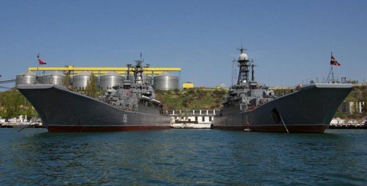 Власти Украины могут расторгнуть соглашение о базировании ЧФ России в Крыму