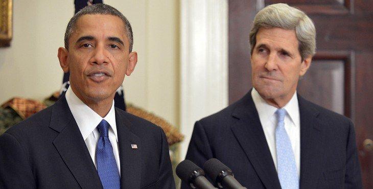 The Guardian: «Обама и Керри не верят словам Путина»
