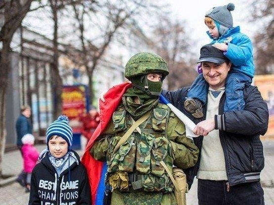 русский-окупант