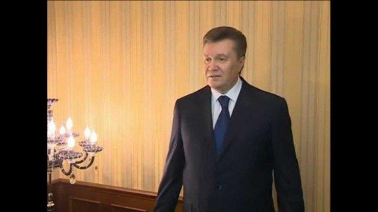 Слова Януковича о том что Рыбака избили и обстреляли машину — оказались ложью.