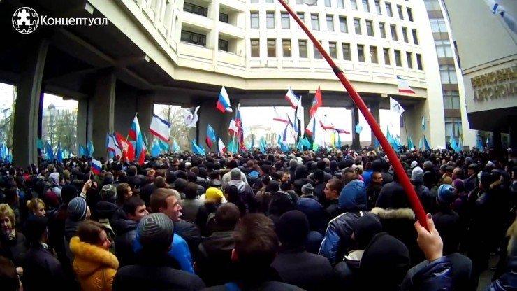 «Украина: иллюзия поражения»