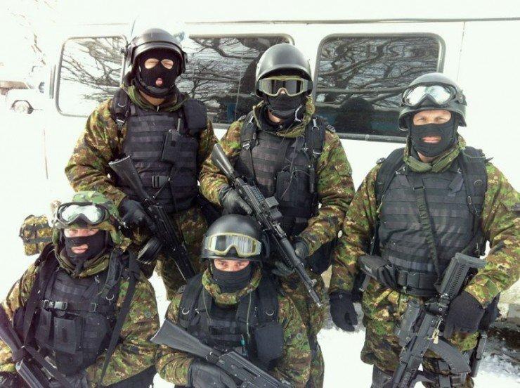 Спецназ России опубликовал ответ украинскому генералу СБУ