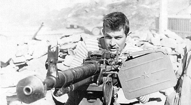 Как советские военнопленные взорвали лагерь моджахедов (Видео)