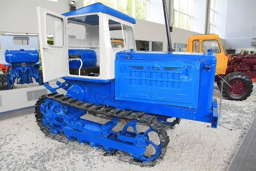 игры в трактори