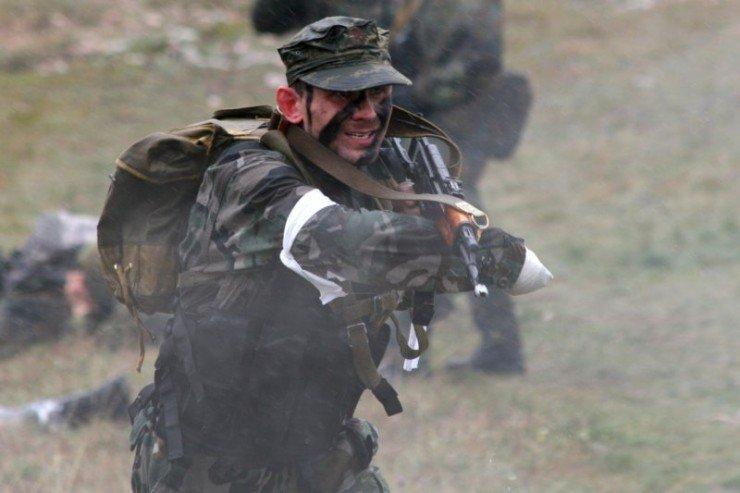 Дмитрий Садовник, командир РСН