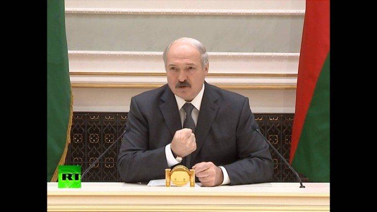 Лукашенко: Еще не родился тот урод на Земле