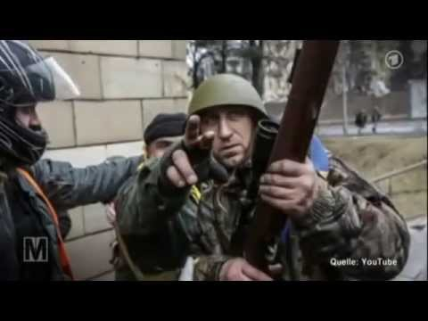 Немецкий телеканал развенчал ложь Киева о снайперах на Майдане