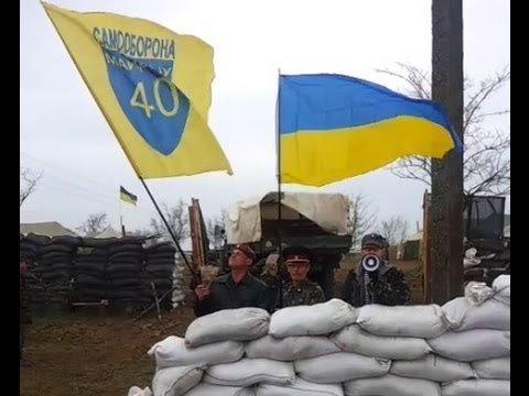 Русский Иван, сдавайся – Украинские вояки перенимают фашисткие агитки