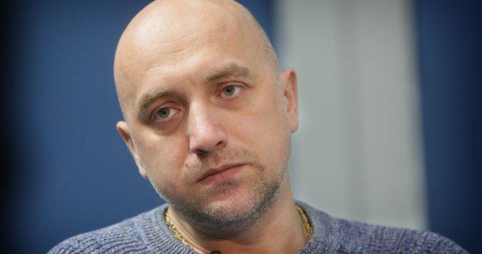 Российский писатель Захар Прилепин: Крым достался