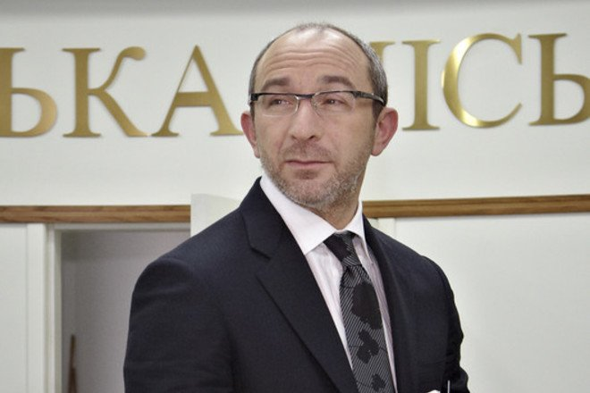 Mayor of Kharkiv shot and wounded