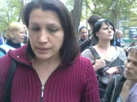 Спасшиеся из одесского Дома профсоюзов рассказывают всю правду о бойне! (Видео)
