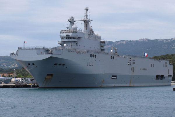 «Мистраль» создан для боевых действий на большом (более 32 000 км) удалении от своей базы. На вооружении самих французских ВМС находится всего лишь два таких судна.