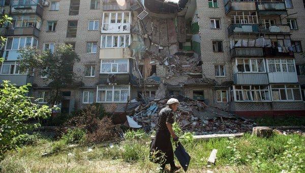 В поселке Зайцево Донецкой области назначат военного