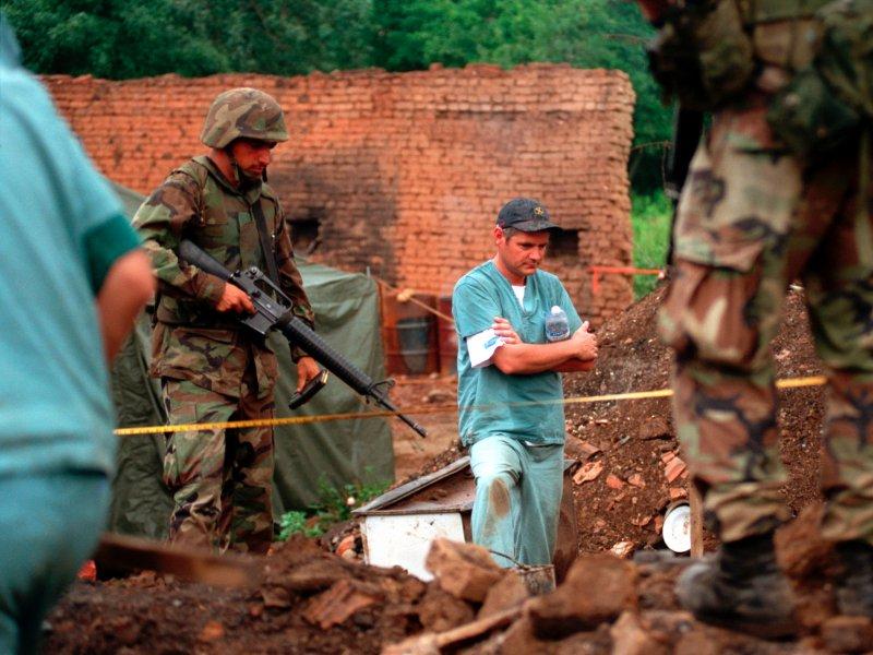 Сексуальные преступления в войне в косово