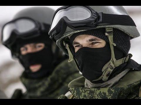 Трепещите враги / Русская армия 2014