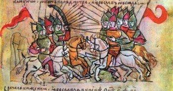 «Монголо»-татарское «иго»