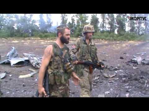 Ополченцы ДНР опубликовали кадры уничтожения над Донбассом самолета и сообщили о победе. «Самолета вообще было два». ВИДЕО