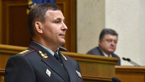 Министр обороны Украины: армия близка к победе на востоке страны