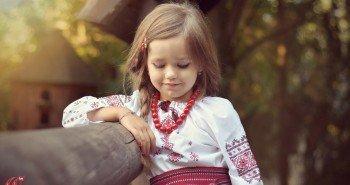 Славянская одежда для детей