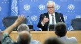 Чуркин: Совбез ООН заблокировал предложение России об Украине под «несерьёзным предлогом»