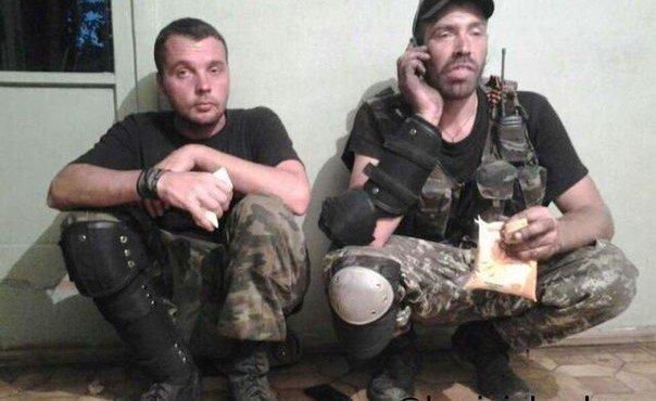 Машир и Шуша не успели поесть. Начался артобстрел. 1 августа. Шахтерск.