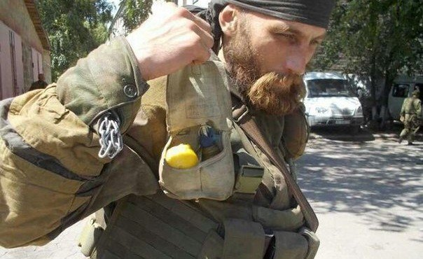 «У меня теперь две лимонки». Шахтерск, 1 августа.