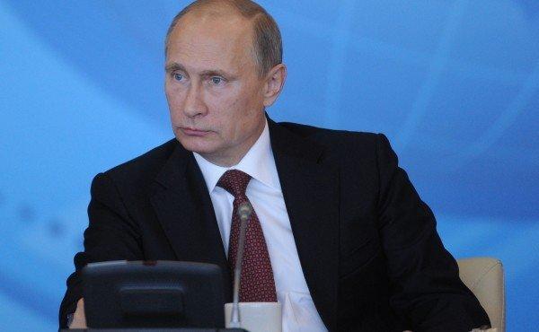 Рабочая поездка В.Путина в Приморский край. День третий
