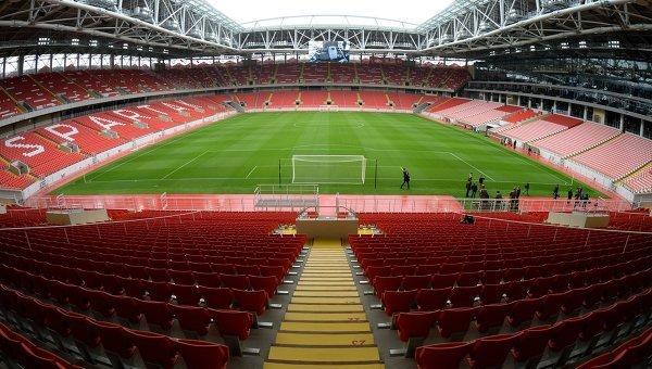 """Стадион """"Открытие Арена"""", это"""