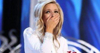 Дочь российских иммигрантов Кира Казанцева выиграла конкурс «Мисс Америка»