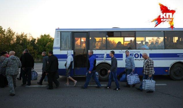 Украина вернула ДНР 38 человек
