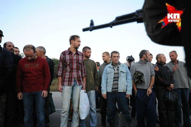Лица украинцев хоть и выглядели неплохо, все ж были заметно напряжены