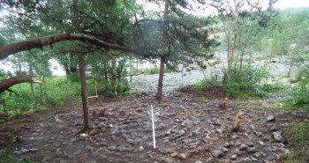 Российские археологи нашли в Карелии древние поселения и лабиринт