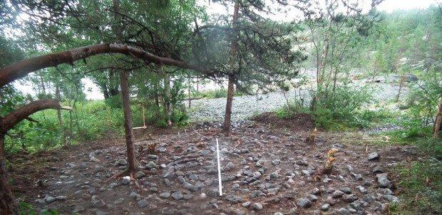 Каменный лабиринт. Фото: Надежда Лобанова