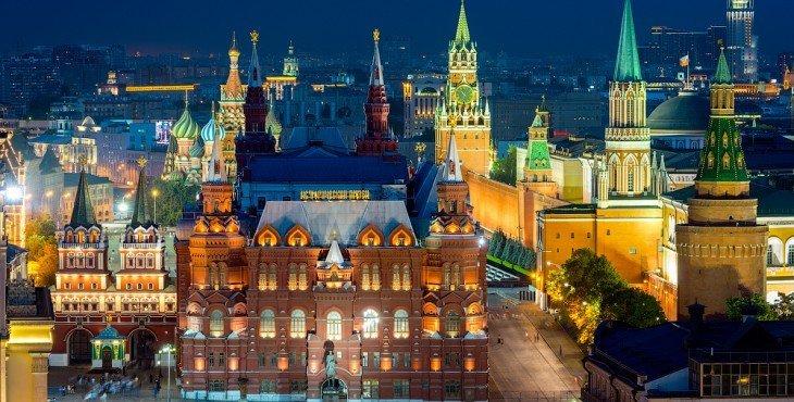 Фото: Слава Степанов (Москва с высоты.2014)