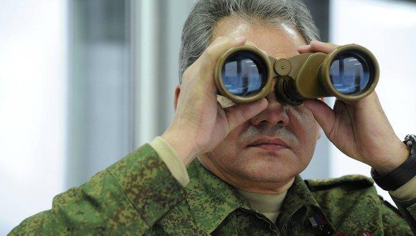 Министр обороны РФ Сергей Шойгу © РИА Новости. Михаил Климентьев
