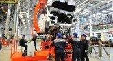 Производство автомобилей в России в сентябре снизилось на 18%