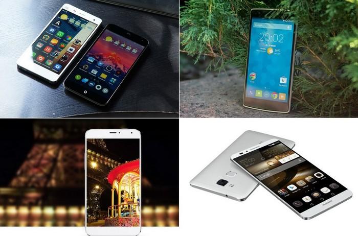 Почти iPhone: Четверка самых крутых и недорогих китайских смартфонов.