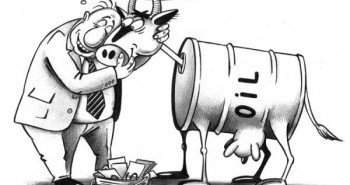 Себестоимость нефтяного заговора