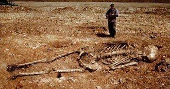 Мифы и правда о людях-гигантах
