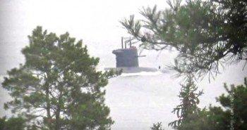 Поиск мифической подводной лодки продолжается шведскими военными