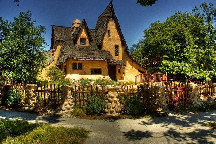 Сказочные дома фото
