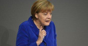 За счет европейских налогоплательщиков Ангела Меркель погасит украинский газовый долг
