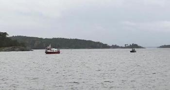 Поиски таинственной субмарины были остановлены в Швеции