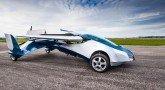 Летающая машина: словацкая компания представила первый в мире аэромобиль