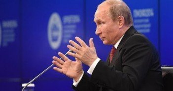 Путин раскрывает секрет стабильности российской экономики. (ПОЛНОЕ ВИДЕО выступления Владимира Путина в крыму. )