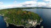 «Селфи-дрон», или Чем заняться одному на озере