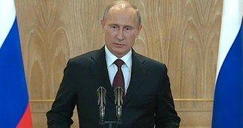 Пресс-конференция Владимира Путина в Милане от 17.10.2014 Видео — полная версия